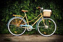 Vintage Bringa- RUBY / vintage bicycle design- Budapest www.vintagebringa.hu