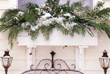 Outdoors Holiday Decorating / by Jackie Vestal