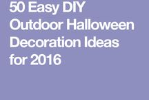 Halloween / Decorations