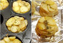 Kartoffeln / Knödel / Gratin
