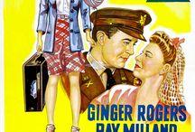 Filmkostüme: The Major & the Minor (1942) / Der Major und das Mädchen mit Ginger Rogers. Kostümbild: Edith Head