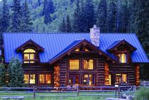 homes and cabins