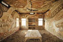 Murals / Murals and wallpaintings