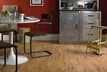 Karndean Knight Tile Luxury Vinyl Flooring - Wood Effect / Luxury vinyl flooring from the Karndean Knight Tile wood effect collection available from Flooring HUT.