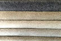 Nylon Twist Pile Carpet. / So many ranges, so many colours.