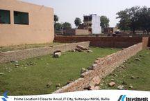 Sahu Plots in Lucknow