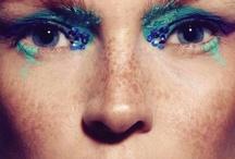 Blue - Derek Jarman inspired