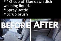 Приёмы для очистки