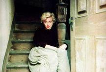 Marilyn Monroe: inspiration