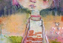 mindy lacefield art