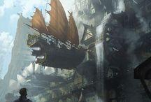 Inspiring Steampunk stuff