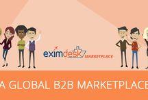 Eximdesk Marketplace