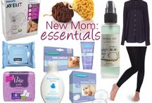 Mom Essentials / Box Me Mommy | Monthly Subscription Box for Mom and Baby – The Best Products Delivered in Care Packages with Love
