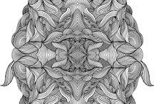 Graf / Graphic design, Illustration