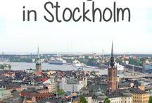 TRAVEL || Stockholm