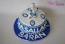 Sünnet Pasta Kurabiye ve Cupcake