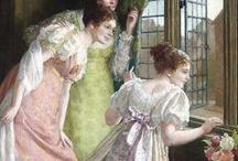 Jane Austen - Art