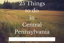 Fall Activities in Central PA