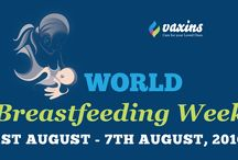 Happy ‪‎World Breastfeeding Week‬! / Happy ‪‎World Breastfeeding Week‬! Celebrated from 1st to 7th August 2016, It is a Time We Encourage ‪Breastfeeding‬ and Improves the ‎Health‬ of ‪‎Babies‬ Around the World.