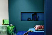 Kolor / Kolor inspiruje, dekoruje, działa na uczucia i emocje.