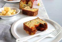 Ricette - Plumcake (carne o verdure) + strudel