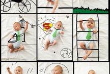 Baby fumetto