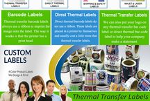 Thermal Transfer Labels / Click this site https://en.gravatar.com/thermaltransferlabels for more information on Zebra labels. Zebra labels have created a niche in the market by offering finest quality products that are durable and reliable. The brand is very successful, and it has created a name of its own in the industry of ribbons, labels, and printers. Some brands offer the complete printing solutions.