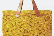 Crochet Bags / Would love to make all these bags when I have the time
