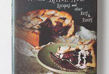 Cookbook designs / by Laurel Evans