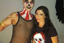 Halloween Horror Mob Disco Theatre / #art #dj #disco #music #tekno #elettronica #performance #discoparty #lights #remix