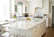 Kitchen ideas / by Mary-Stewart Mitchell