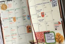 Traveler's Notebook - planning