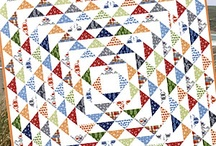 Flying geese and HST Quilts / by Beth Haferkorn