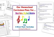 Homeschool - Music