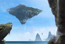 Ua'apo / Ideas to develop my island fantasy world.