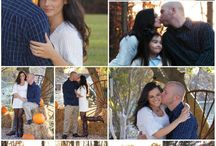 1812 Hitching Post {Engagement Photos} / First comes love, then comes marriage...but before that, engagement photots! A selection of engagement photos from 1812 Hitching Post.