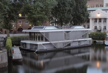 drijvende huizen - floating houses