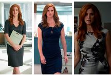 Fashion From Suits TV series
