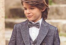 Nicolas's hairstyle