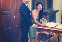 Our civil ceremony ❤️