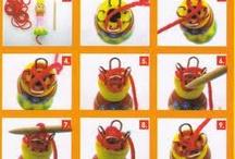 punikken/spool knitting