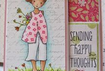 Stamp Company - A Day for Daisies