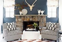 Home: Living Room / by Tiffanie Luster