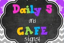 Daily 5/CAFE