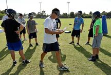 ODA Thunder prepare for the 2015 season! / The Herald Tribune visited our campus during practice and took these amazing photos of our team preparing for the 2015 season. #ThunderOn3 Photos by: Thomas Bender