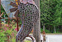 SEAHORSE (sculptures)