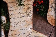 karácsonyi ötletek fából