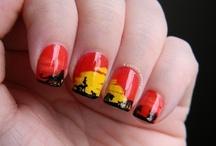 Nails art ღ