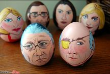 Easter Eggs for Nerds / Awesome fandom Easter Eggs. / by The Read Pile