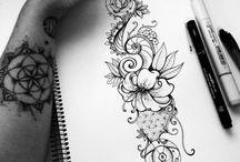 disegni fantasia